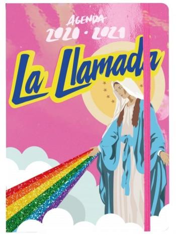 AGENDA ESCOLAR 20-21 153X216 SV LOS JAVIS - LA LLAMADA