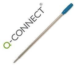 RECAMBIO BOLIGRAFO Q-CONNECT TIPO CROSS AZUL
