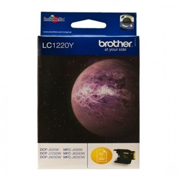 CARTUCHO BROTHER LC-1220M MAGENTA