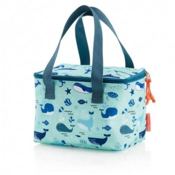 BOLSA ISOTÉRMICA SAVE THE OCEAN MR