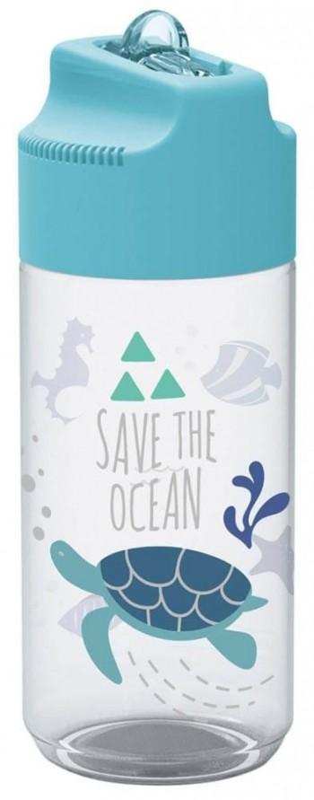 BOTELLA INFANTIL SAVE THE OCEAN MR