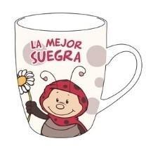 TAZA LA MEJOR SUEGRA