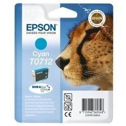 CARTUCHO EPSON INKJET T0712 COLOR CYAN