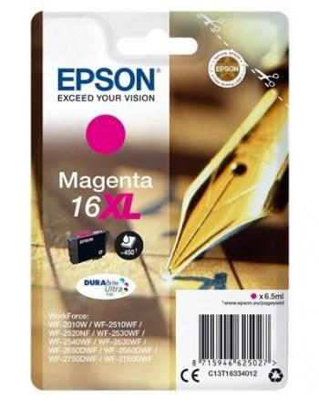EPSON CARTUCHO INYEC MAGENTA WF-2010 16XL