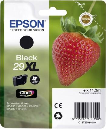 CARTUCHO EPSON NEGRO T29XL
