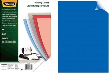 CUBIERTAS DE ENCUADERNAR PVC COLORES A4